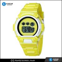 fashion women digital watch TPU band Manufactures