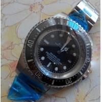 China free shipping high quality 1:1 Rolex Deep Sea Challenge big size 52mm Swiss 2836 watches men 50% off on sale