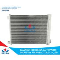 Cooling System Aluminum Nissan Condenser SUNNY 13 OEM 92100-1HC3A / 921011HC1A Manufactures