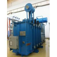 ONAN 3 Winding Low Noise Three Phase Power Transformer Iran , 35kV 1250kva Manufactures