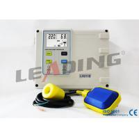 Single Pump Sewage Pump Control Panel With Weatherproof Installation Manufactures