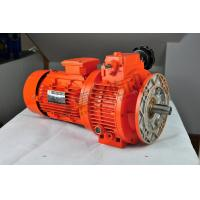 Planetary Machanical Speed Gearbox Stepless Variator 960rpm With Motor