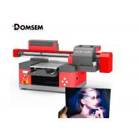 China High Speed Inkjet T Shirt Printer Machine Dual Head Continuous Ink Supply System on sale