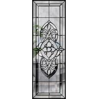Increased Curb Appeal Decorative Panel Glass For Apartment Home Pattern Surface Manufactures