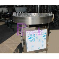 3600-5000BPH Manual Bottle Sorting Machine / Equipment For Juice Processing Line Manufactures