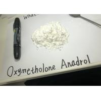 China Oxymetholone Anadrol Raw Steroid Powders Oral Steroid Powder For Nanxing Cutting on sale