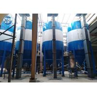 Large Tile Adhesive / Tile Glue Dry Mortar Production Line 80 - 150KW Power Manufactures