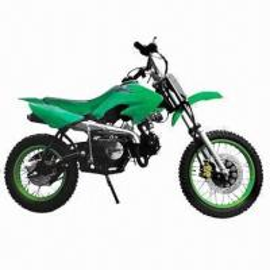 China Electric Start 110cc Dirt Bike, single-cylinder, 4 Strokes on sale