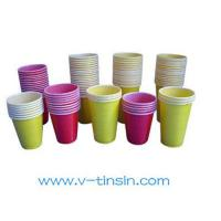 China Dixie paper cups for hot drinks on sale