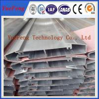 aluminum profiles per kg large dimension, industry and constructions profiles aluminium Manufactures