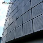 Aluminum perforated facades Manufactures