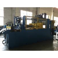 Large Transformer Manufacturing Machinery , Corrugated Band Fomer For Transformer Oil Tank Walls Manufactures