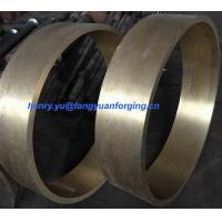 forged and rolled copper rings Manufactures