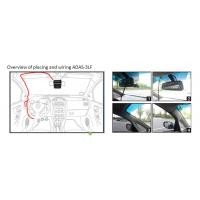 Quality GPS Location Advanced Driver Assistance Systems Daily Traveling Distance, LDW, FCW for sale