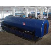China Two Agitators Bitumen Storage Tank Big Volume Asphalt Heating Tank on sale