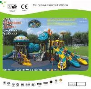Dreamland Series Outdoor Indoor Playground Amusement Park Equipment (KQ10114A) Manufactures