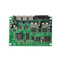 ENIG Computer Circuit Board For  Telecommunication Board With Blind Holes 4 Layer PCB Manufactures