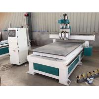 China Industrial Woodworking CNC Machine 1325 / Wood Carving Machine With Mach3 Controller on sale