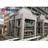 PLC Control  Block Brick Making Machine With Germany