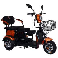 Handicapped Gas Powered Tricycle , 150CC Engine Electric Starting 3 Wheel Gas Trikes