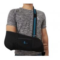 Durable Breathable Air Mesh Medical Arm Sling With Split Strap Technology Manufactures