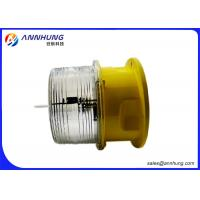 Steady Burning and Flashing Solar Obstruction Light for High Pole Manufactures