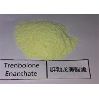 Parabolan Light Yellow Anabolic Steroid Trenbolone Enanthate for Bodybuilding Manufactures