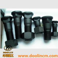 China Selling Bolts and Nuts for Excavator,Bulldozer,Loader Grade8.8/10.9/12.9 on sale