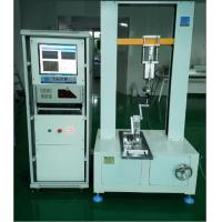 China Bicycle Large Tooth Chandle Dynamic Fatigue Tester / Bicycle Frame Double Station Fatigue Testing Machine on sale