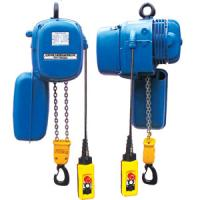 China SHH Electric Chain Hoists With Capacity Range 0.25T to 20T on sale