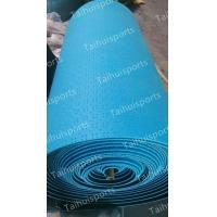 Soccer Pitch Shock Pad Underlay 3 Layers / Outdoor Fake Grass Underlay Recycled