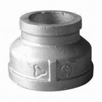 Malleable Pipe Fitting Reducer with ISO 9001: 2000 Mark Manufactures