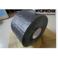Woven Polypropylene Tape , Self Adhesive Bitumen Tape 1.27 Mm Thickness 150 Mm Wide Manufactures
