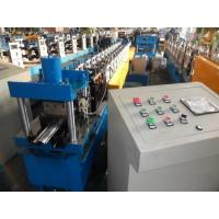 Prepainted Galvanized Sheet Rolling Shutter Strip Forming Machine With Auto PLC Control Manufactures