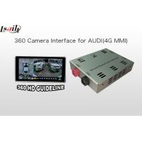 China 360 Degree Rear Camera Interface for AUDI A4 2017 4GMMI with frontview and rearview on sale