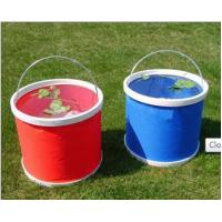 Folding bucket Manufactures