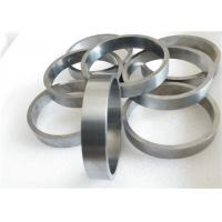 China Durable Tungsten Carbide Seal Rings , Tungsten Carbide Rolls Wire Rod Mills on sale