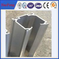 Great! Customized shape aluminium extruded profile, anodised aluminium extrusion products Manufactures