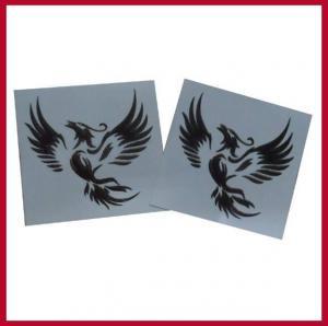 Custom glow in dark tattoo sticker Manufactures