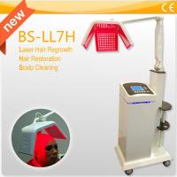 Laser hair regrowth equipment hair loss treatment machine low level laser therapy Manufactures