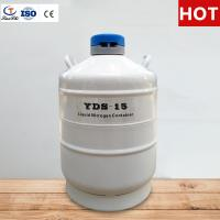 TianChi Liquid nitrogen biological container YDS-15 Long service life Manufactures