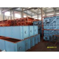 Electric Or Pneumatic Desulphurization Baffle Damper With Anti Corrosion Material
