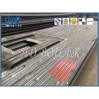 Carbon Steel Energy Saving Boiler Water Wall Panels , Water Wall Tubes Manufactures