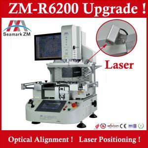 China Best BGA rework station ZM-R6200 hot air and infrared bga reballing machine on sale