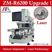China Infrared bga rework machine Zhuomao ZM-R6200 with oprical alignment for repair laptop on sale