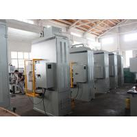 Vertical 25 Ton Hydraulic Press , 4 Post Hydraulic Press Equipment For Kitchenware Manufactures
