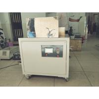 Dynamic Waterproof Leather Testing Machine For Finished Leather Shoes EN ISO