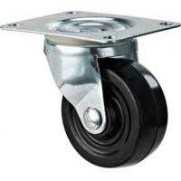 Wringer caster,mop barrel caster wheel, 75mm caster with sleeve,caster with ring Manufactures