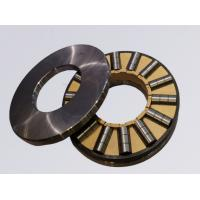 Axial Cylindrical Thrust Roller Bearing With Machined Brass Cages 89420M 100*210*67mm Manufactures