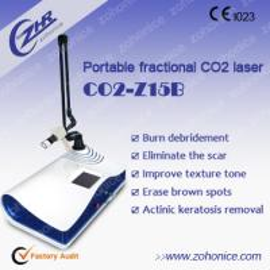 Medical Approved Fractional Co2 Laser Machine For Stretch Mark Removalt Manufactures